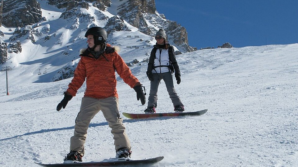 Best Snowboarding Tips for Les 2 Alpes | See2Alpes.com